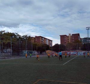 Partit de l'Infantil B contra el Sant Andreu